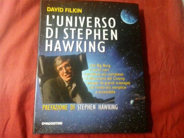 L'UNIVERSO DI STEPHEN HAWKING