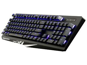 The Authentic S.T.R.I.K.E. 4 Mechanical Gaming Keyboard Anti-ghosting technology