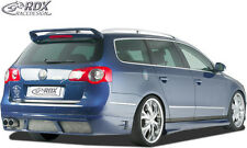 RDX Heckansatz VW Passat 3C B6 Variant Kombi Heck Ansatz Schürze Diffusor Hinten
