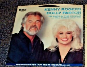Kenny Rogers and Dolly Parton Islands in the Stream 1983 ...