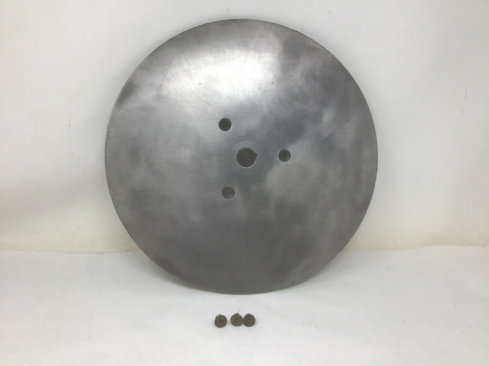 Delta Rockwell 12  Disc Sander Disk 3 4  ID WITH SCREWS Free Shipping