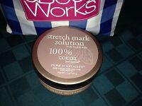 Bath & Body Works Pure Simplicity Stretch Mark Solution Coco Body Butter 5 Oz