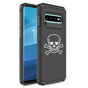 For-Samsung-Galaxy-Shockproof-Protective-Hard-Case-Cover-Skull-Crossbones