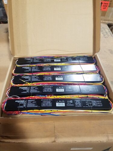 Lot 10 NEW SYLVANIA 50714-8 BALLAST QTP 3x32T8//UNV DIM-TCL 507148 Quicktronic T8