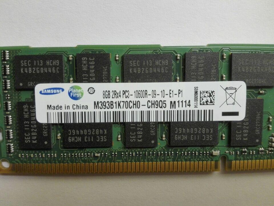 Samsung, 16 GB, DDR3 SDRAM