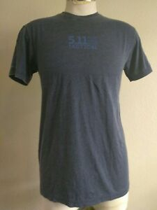 """NEW*** 5.11 TACTICAL MEN'S T-SHIRT """" BURN OUT ALWAYS BE READY SIZE XXL"""