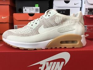 404801cb1547 Nike Air Max 90 Ultra 2.0 Flyknit Womens Running Shoes Sz 8 NEW ...