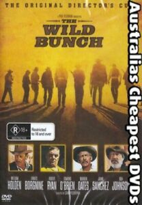 The-Wild-Bunch-DVD-NEW-FREE-POSTAGE-WITHIN-AUSTRALIA-REGION-ALL