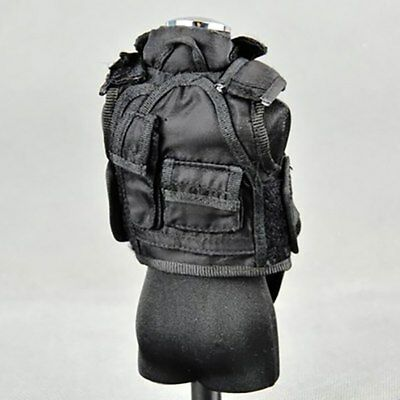 "1//6 Scale US Special Forces Tactical Vest Model For 12/"" PH Hottoys Male Body"