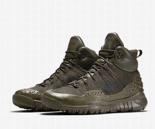 Véritable 100 Taille Nike 5 Eu Cargo 9 Lupink Flyknit Us 42 8 Kaki Sequoia Britannique 1qfF6qp