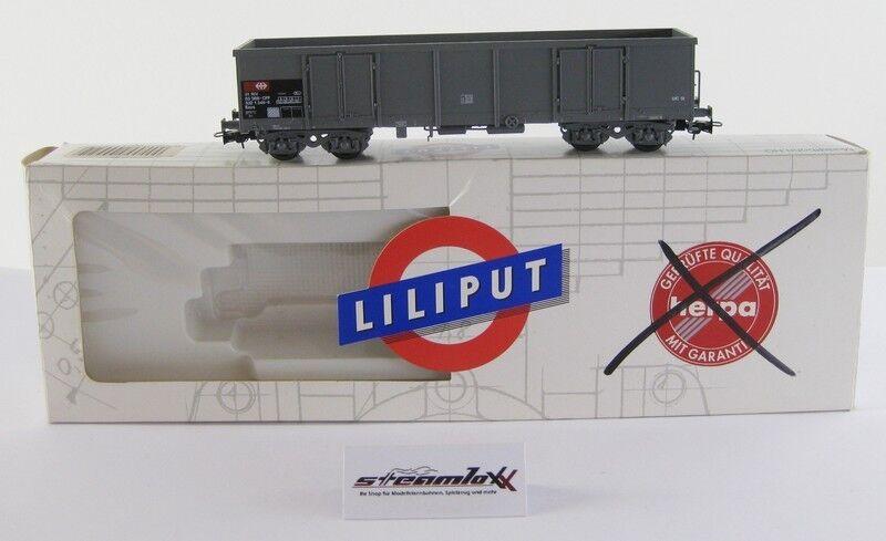 Liliput 7444 51 H0 offener offener offener Güterwagen Hochbordwagen SBB CFF mit OVP X00001-19592    Spielen Sie auf der ganzen Welt und verhindern Sie, dass Ihre Kinder einsam sind  efa07e