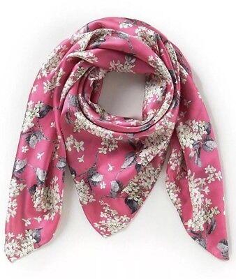 Antonio melani Liberty Fabrics Silk Scarf  NWT $188 Made In Italy