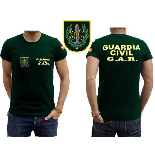 Modelo Ref Guardia Civil GAR II
