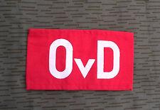 NVA Armbinde OVD Offizier vom Dienst  Grenze Armee DDR