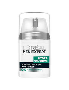 L'OREAL Loreal Men Expert Hydra Sensitive Soothing Moisturizer 50ml