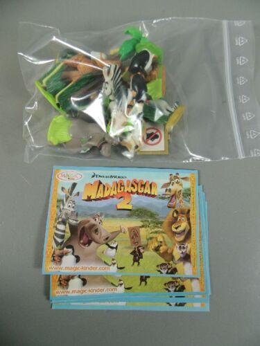 Complete Package Hpf all Bpz Madagascar 2 Eu