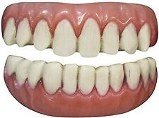 TINSLEY FX LONG TOOTH ADULT ACCESSORY HALLOWEEN COSTUME SCARY REALISTIC TEETH