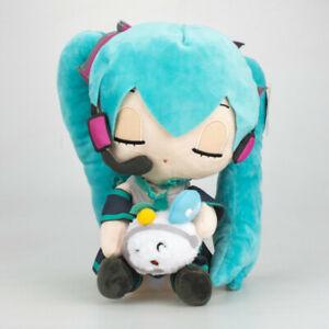 Japon-Anime-Vocaloid-Hatsune-Miku-Lindos-Dibujos-animados-de-Peluche-de-Juguete-Regalo-Nina-Muneco