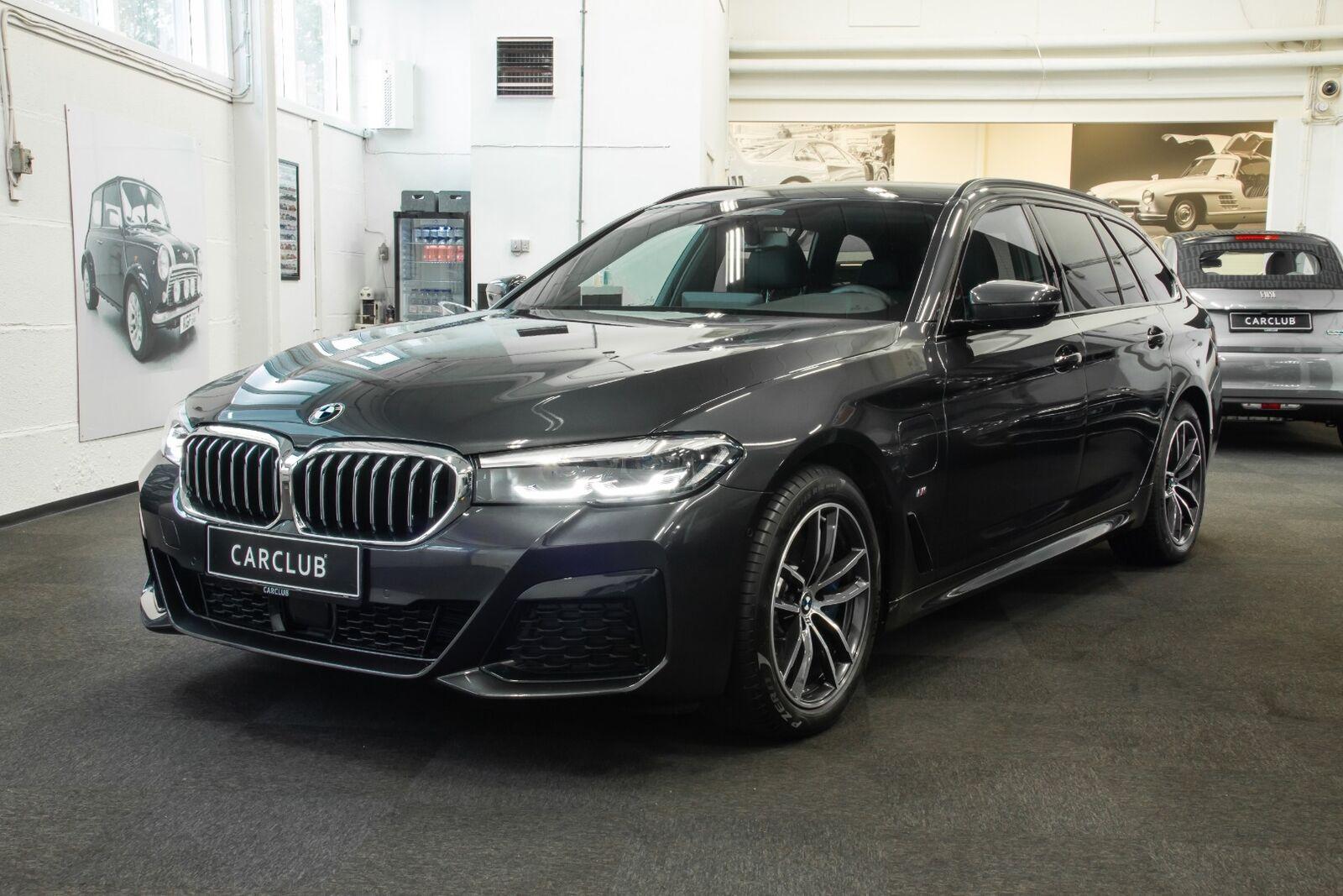BMW 530e 2,0 Touring M-Sport+ xDrive aut. 5d - 679.900 kr.