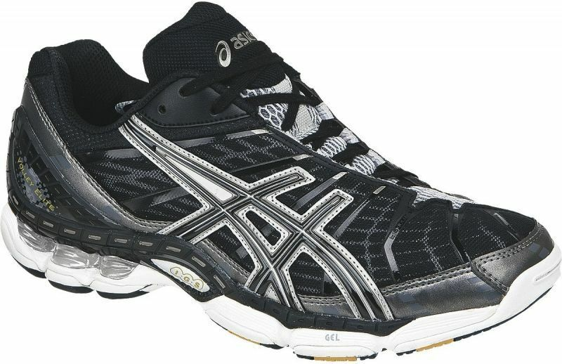 Chaussure Volleyball Asics Gel volleyball Elite Low Man B102N end of series