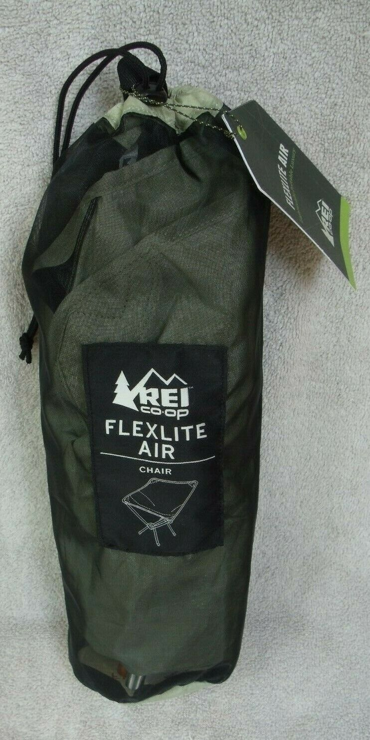 REI Flexlite Air Fauteuil Nouveau-Muettes SAGE