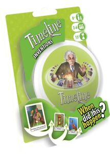 Inventions-Blister-w-Tin-Timeline-1-Card-Game-Asmodee-ASM-TIME01-Family-Party