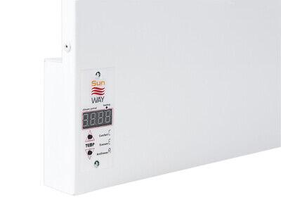 Infrarotheizung mit Thermostat 400 Watt für jeden Raum SUNWAY SWRE400