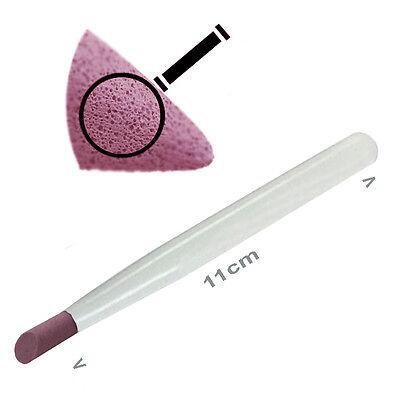 Pumice Stone Cuticle Hoof Stick nail file grit nail tool manicure pedicure Files