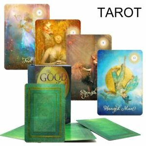 2018-New-78-Tarot-Cards-Board-Game-Full-English-Version-Personal-Use-Board-Game