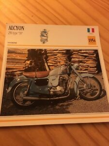 Halcyon-250-type-39-1954-Card-motorrad-Collection-Atlas