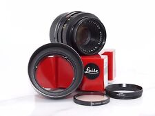 Leica Summicron-R 50mm f/2 MF 2 Cam Lens #2230519