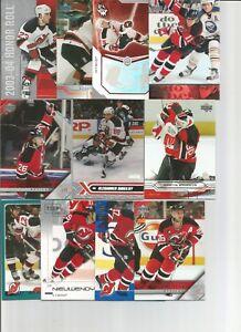 1999-2006-NJ-DEVILS-HOCKEY-240-CARD-LOT-NO-DUPS