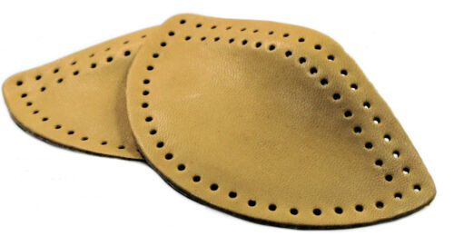 leather Sizes UK 3-12 Eur 36-46 Arch Supports