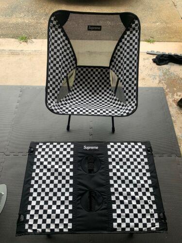 SUPREME Helinox 16SS Ultralight Table Folding Tabl