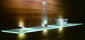 Led-Etagere-en-verre-PANNEAU-MURAL-etageres-a-suspendre-Tableau-illumine