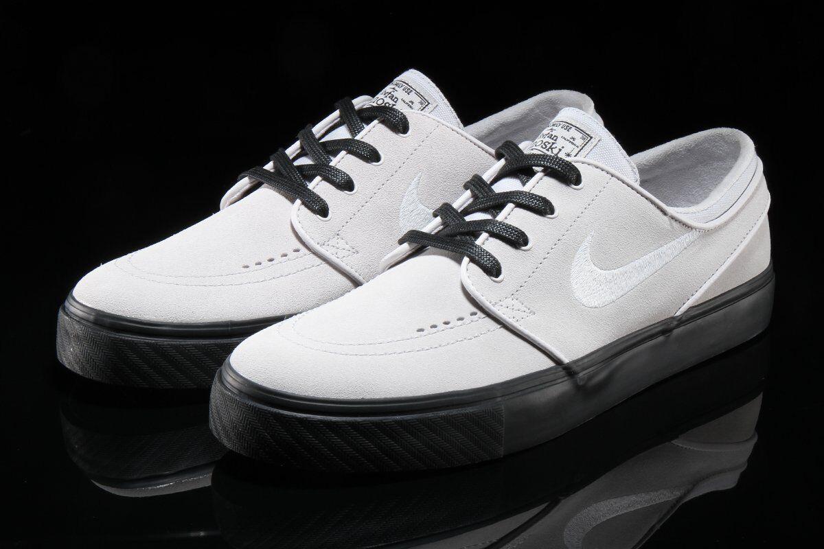 official photos various design biggest discount Nike SB Zoom Stefan Janoski Vast Grey 333824-068 Size UK 22 EU 47.5