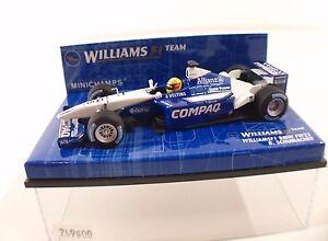 Minichamps-Williams-BMW-FW23-5-Ralf-Schumacher-neuf-1-43-Mint