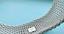 Tiffany-amp-Co-Wide-Somerset-Mesh-Bangle-Bracelet-Sterling-Silver-Retired thumbnail 2