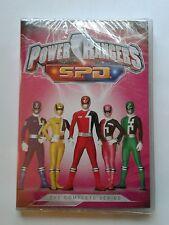 Power Rangers SPD The Complete Series (DVD, 5-Disc Set)