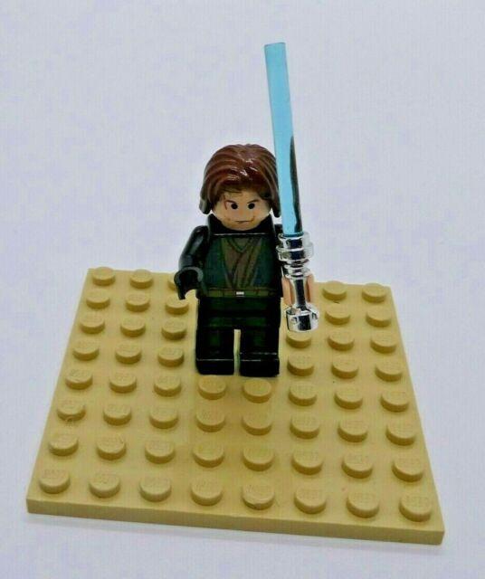 LEGO Star Wars Episode 3 Anakin Skywalker (Black Hand ...