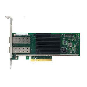 Intel X710-DA2 10GB PCI 3.0 x8 Ethernet Converged Network Adapter X710DA2BLK