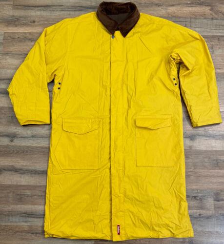Vintage Marlboro Unlimited Reversible Yellow Brown