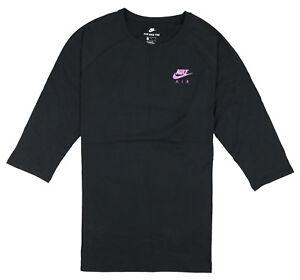 886912467694 mundo Pequeo el negro cuartos cambia todo Nike pᄄᄇrpura que tres en color Air de Camisa de Sz color S Max 00q7CR