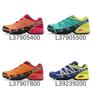 new product 3bc9c ac1ca Image is loading Salomon-Speedcross-Vario-Men-Womens-Outdoor-Trail-Running-