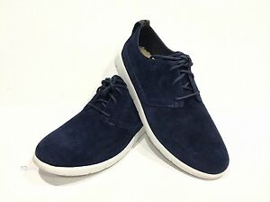 2746a32c06c Details about UGG 1006692 BOWMORE ULTRALIGHT OXFORDS SNEAKER NAVY BLUE  SUEDE -US SIZE 9 -NEW!