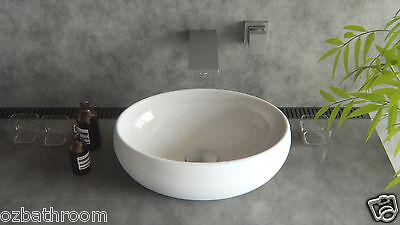 2017 OVAL BLACK counter top  porcelain Basin Vanity Sink w/ pop up plug waste!