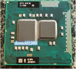 Intel Core i5 I5-460M I5-480M I5-520M I5-540M I5-560M I5-580M Socket G1 CPU