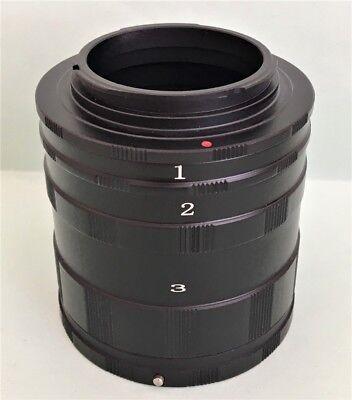 52mm 3 Close-Up Filter Makrolinse Nahlinse Close Up CloseUp 52 mm Dioptrien