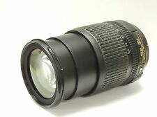 Nikon AF-S DX NIKKOR 18-105mm f/3.5-5.6G ED VR Lens  with Caps
