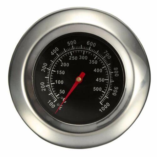 50~500 gradi arrosto Barbecue BBQ fumatore griglia termometro temp Gauge  KT